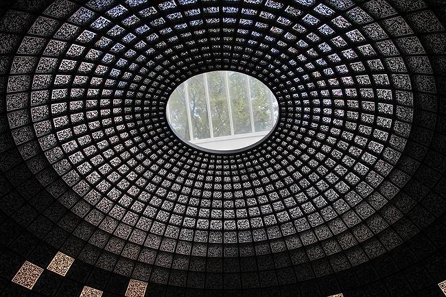 Павильон России на архитектурной биеннале в Венеции. Фотография Ю. Тарабариной
