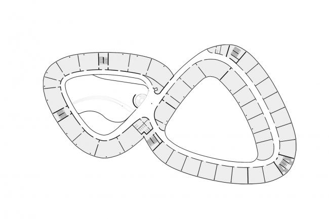 Новая гимназия Бохума © Hascher Jehle Architektur