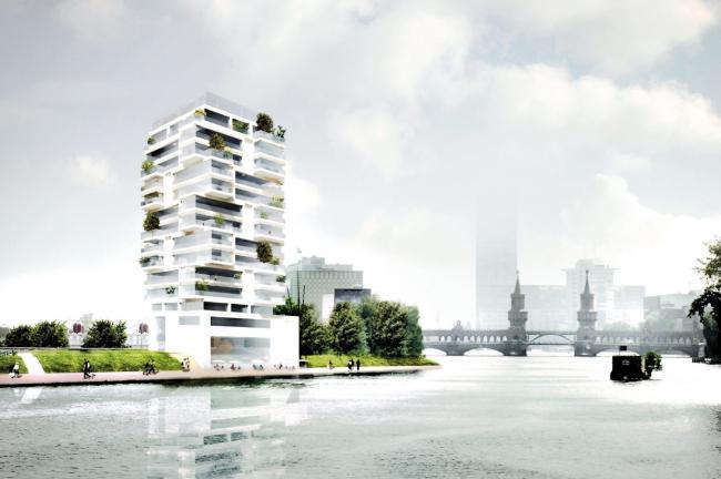Жилой дом Living Levels © Living Bauhaus