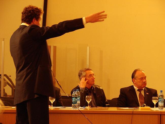 Общественный совет при мэре Москвы 12 апреля 2007 г.