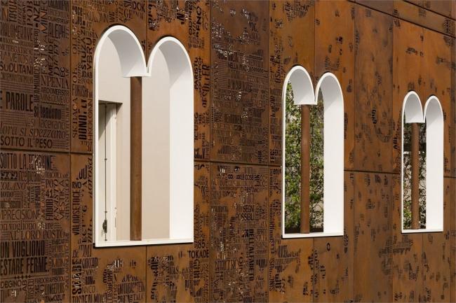 Реконструкция Палаццо Кампьелло © FG+SG