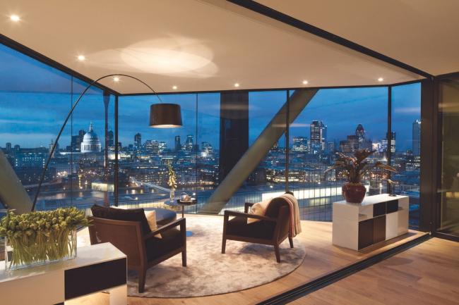Жилой комплекс NEO Bankside © Rogers Stirk Harbour + Partners