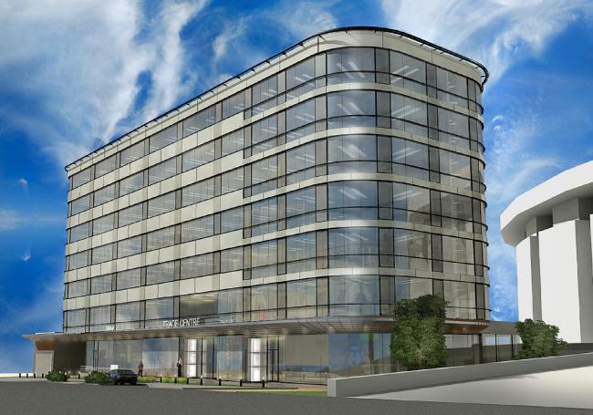 ABD architects. Проект Многофункционального административного здания второй очереди комплекса «Сибирское подворье»