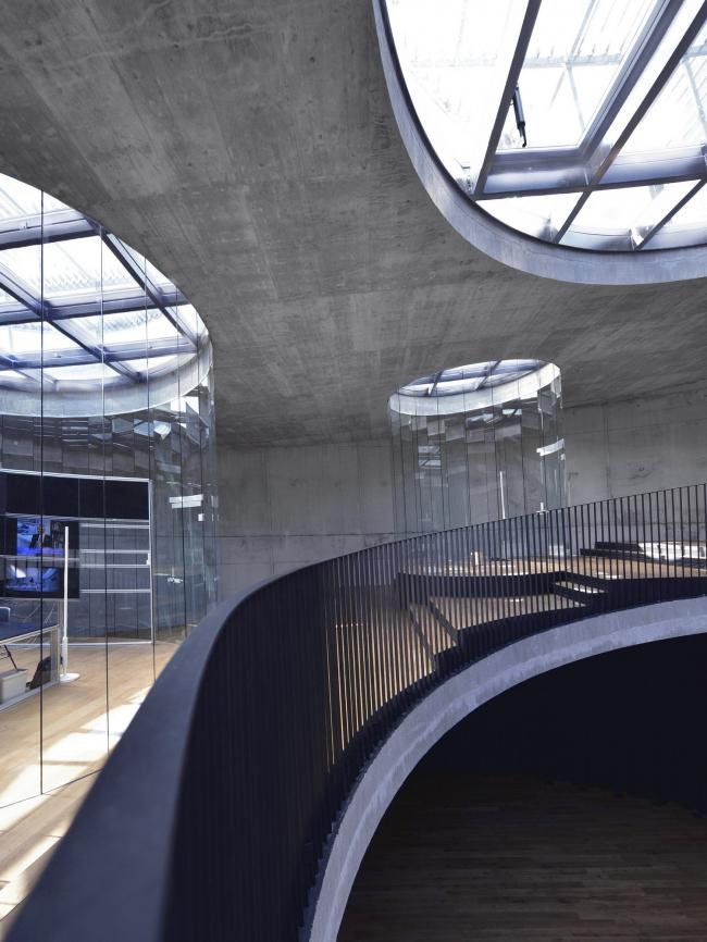 Культурный центр Европейских космических технологий © Tomaz Gregoric