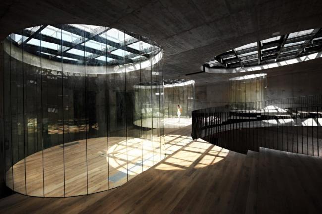 Культурный центр Европейских космических технологий в процессе строительства © Tomaz Gregoric