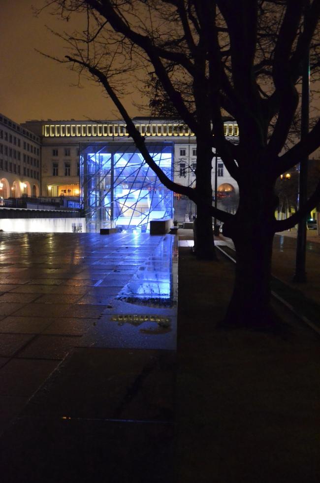 Конференц-центр Square © Елена Петухова