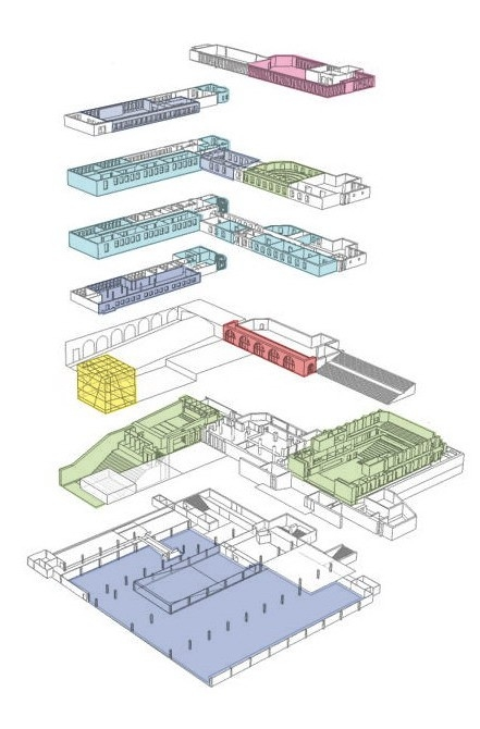 Конференц-центр Square. Изображение с сайта square-brussels.com