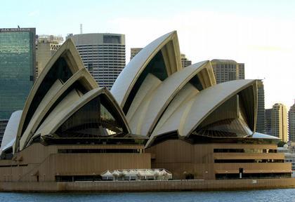 Оперный театр в Сиднее