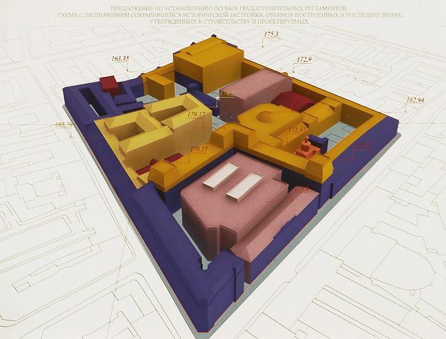 Концепция развития квартала № 5 Китай-города