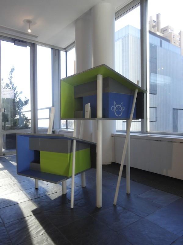 M Moser Associates. Домик CatCOOP, признанный лучшим проектом. Фото с сайта architizer.com