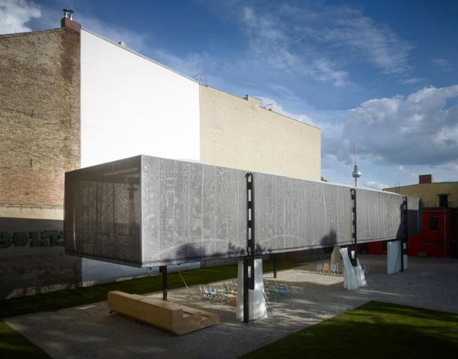 BMW Guggenheim Lab. Фото Christian Richters © 2012 Solomon R. Guggenheim Foundation