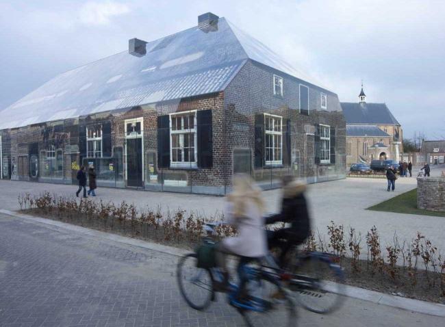Glass Farm © Jeroen Musch