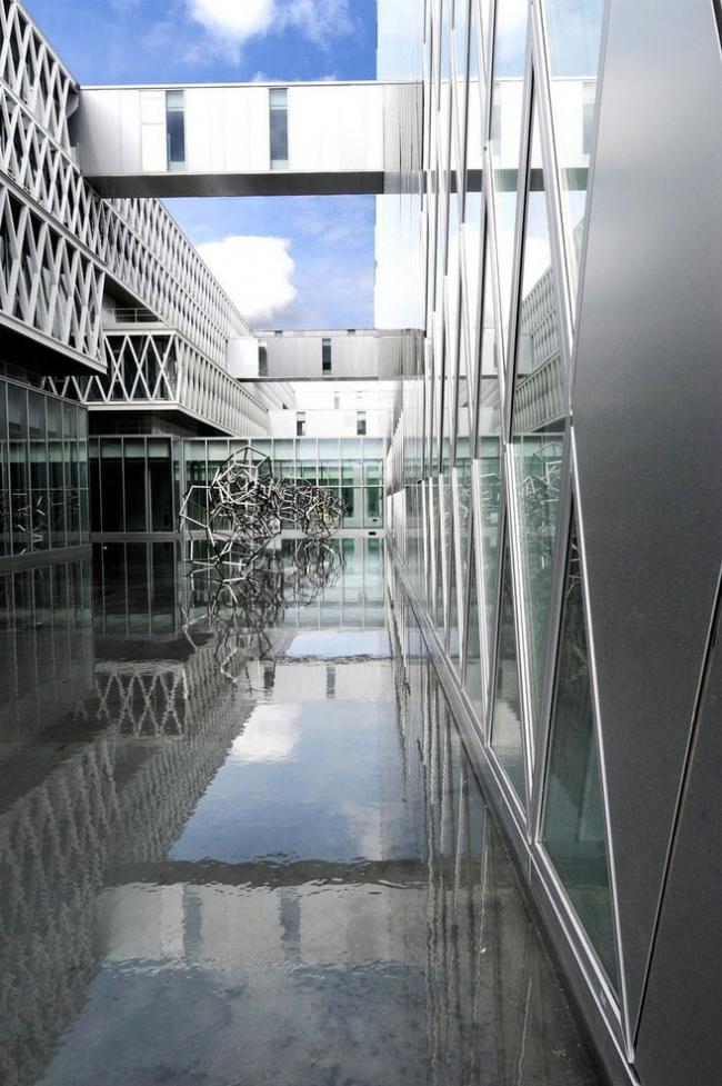 Национальный архивный центр © Yves Bellier