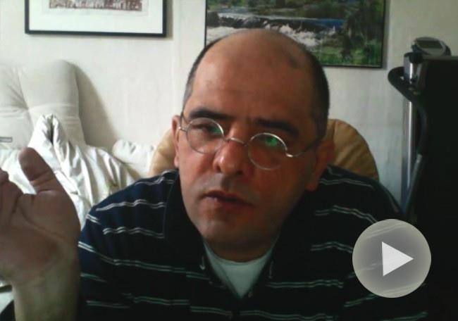 Григорий Ревзин, кадр из интервью