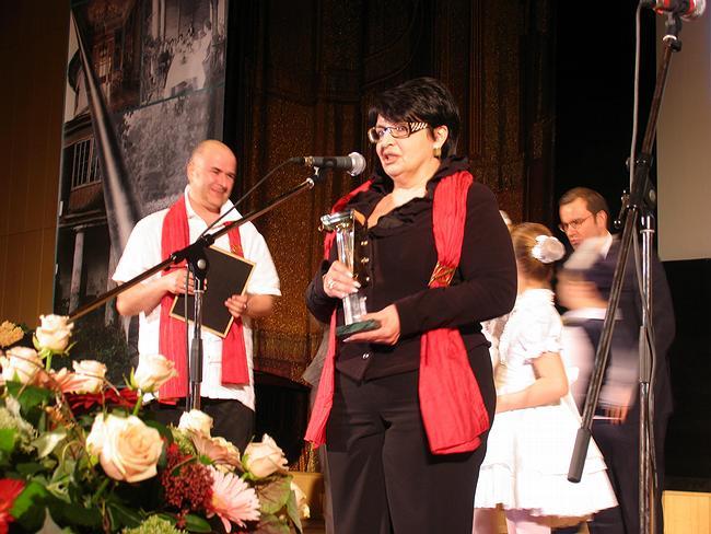 Победители номинации «Специальная премия». К. Конюхова