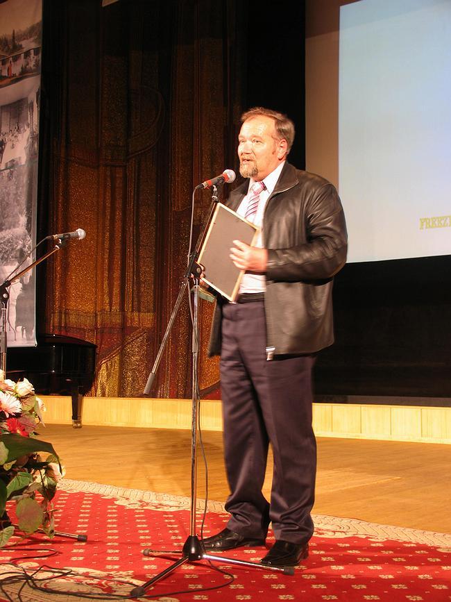 Победитель номинации «Популяризатор» – А.М. Чикин