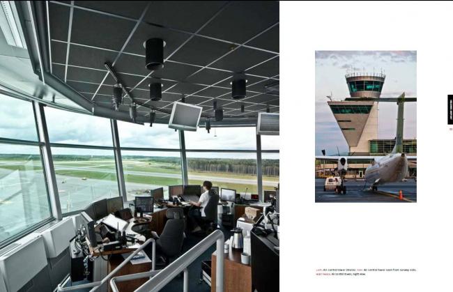 Аэропорт Хельсинки в Вантаа PES-Architects