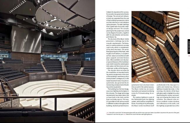 Концертный зал LPR Architects в Хельсинки