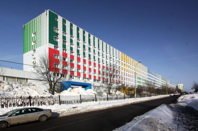 Реконструкция центра акушерства (НЦАГИП им. В.И.Кулакова)