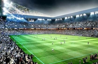 Стадион клуба «Портсмут»