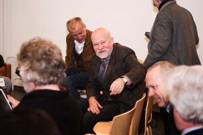 В центре: Николай Шумаков. Фотографии предоставлены институтом «Стрелка»