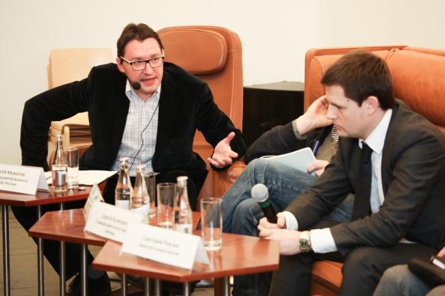 Алексей Муратов и Сергей Кузнецов. Фотографии предоставлены институтом «Стрелка»