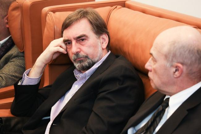 Сергей Скуратов и Андрей Боков. Фотографии предоставлены институтом «Стрелка»