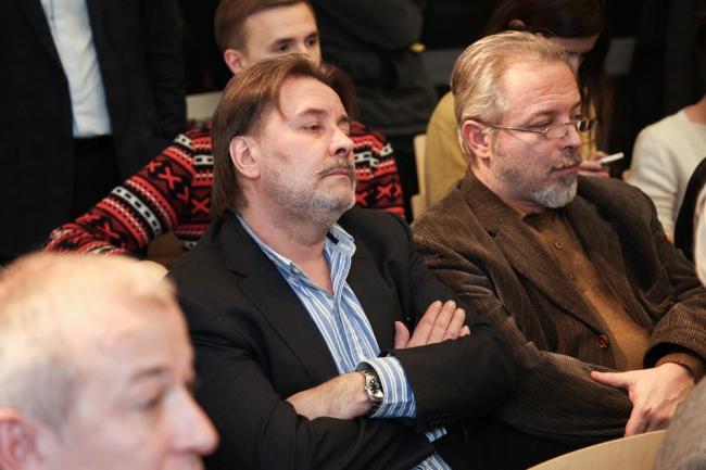 Дмитрий Величкин. Фотографии предоставлены институтом «Стрелка»