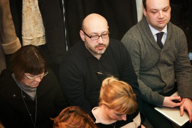 Юрий Григорян. Фотографии предоставлены институтом «Стрелка»