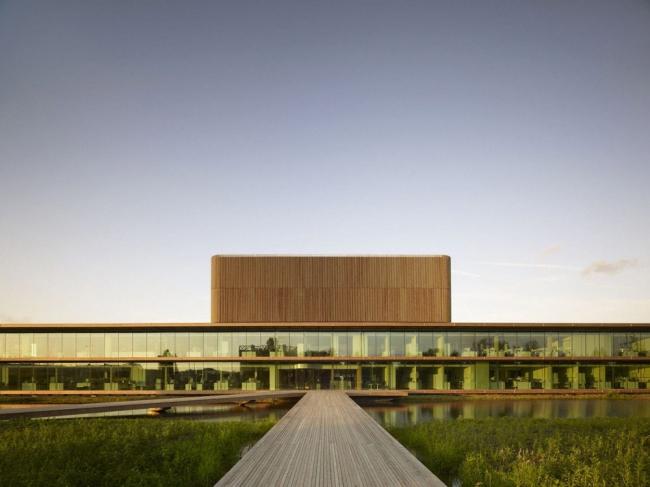 Нидерландский институт экологии © Christian Richters
