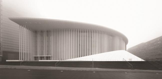 Филармония Люксембурга © Atelier Christian de Portzamparc