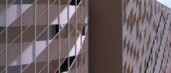 Дирекция гаражного строительства Типовые решения Вариант 4