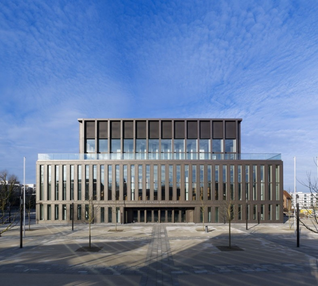 Концертный зал Штадтхалле © Stefan Müller