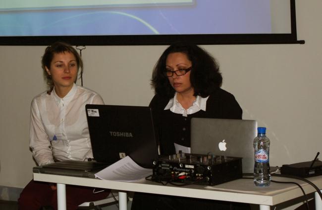 Наринэ Тютчева и Ксения Аджубей презентуют программу «Территория детства»