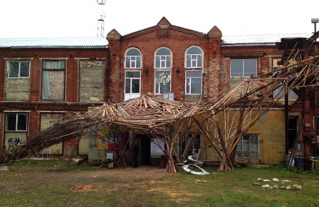 Творческая усадьба «Гуслица». Фото: radio.egorievsk.tv