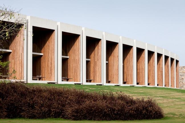 Отель Fasano Boa Vista © Fernando Guerra / FG+SG