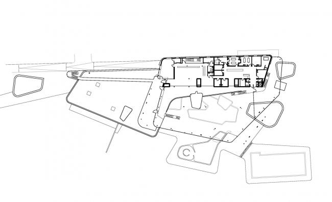 Термальный комплекс в Бад-Эмсе © 4a Architekten