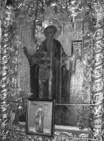 Русская икона в Иерусалиме: образ Иакова брата Господня 1644 года