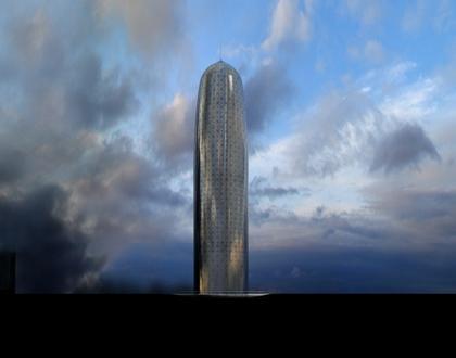 Небоскреб в Дохе
