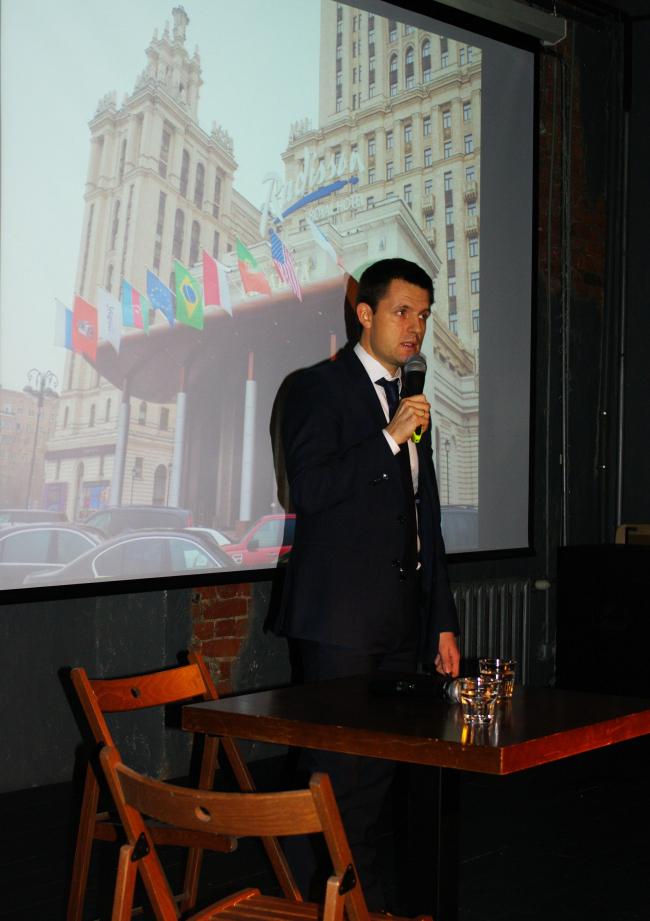 Главный архитектор Москвы Сергей Кузнецов. Фото Аллы Павликовой