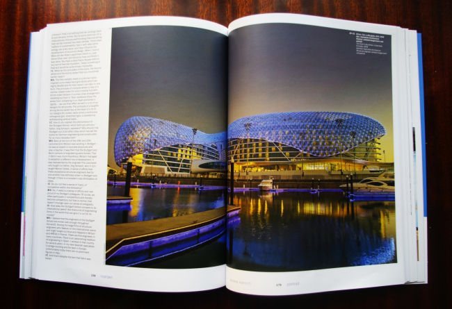 """Отель """"Yas"""" в Абу-Даби на страницах журнала Speech:"""