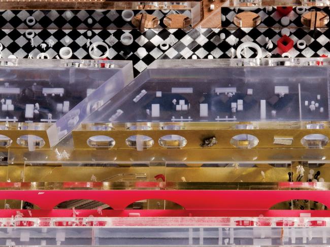 Универмаг The Exhibition Hall © Frans Parthesius / OMA