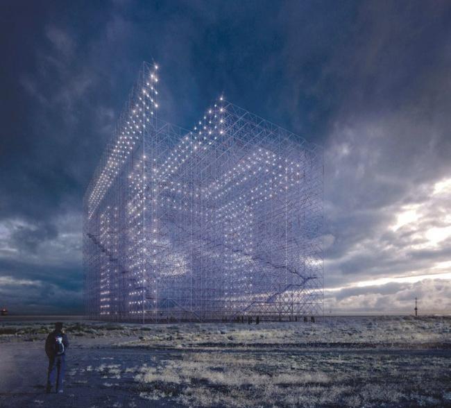 Второе место. Проект «Выявить отсутствие». Гийом Мазар (Франция)