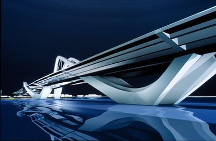 Мост Шейха Зайеда