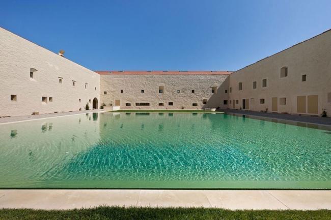 Жилой комплекс Convento das Bernardas © Luis Ferreira Alves