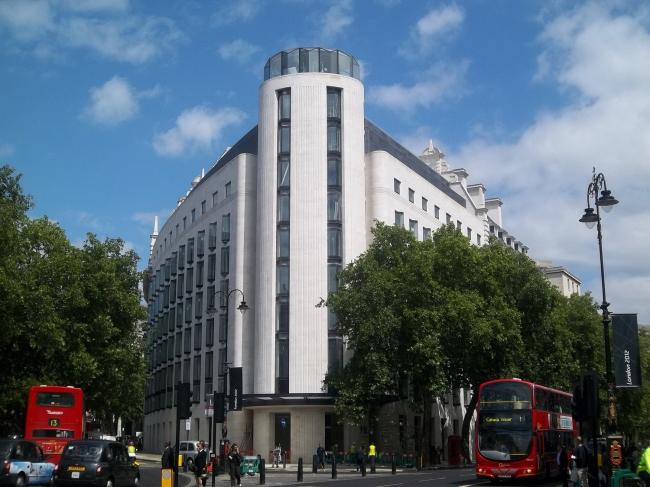 Гостиница Me London Hotel © Jamie Barras