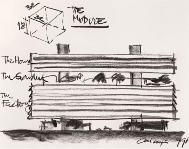 Центр ухода и открытий Медицинского центра Чикагского университета ©  Rafael Viñoly Architects