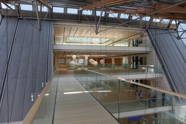 Музей науки MUSE © RPBW