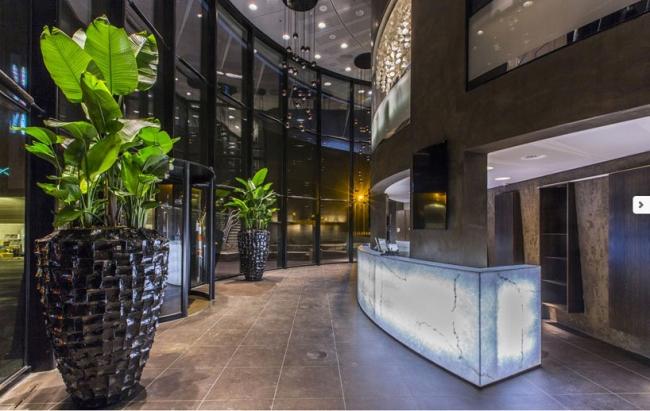 Гостиница Fletcher Hotel © Fletcher Hotel Group