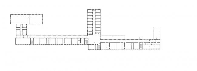 План первого этажа. Предоставлено автором